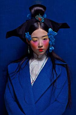中国著名时尚摄影师陈漫即日起在「洛杉矶卢浮宫」